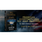 bill-clinton-james-patterson-az-elnok-eltunt-21-szazad-kiado-politikai-thriller-david-baldacci
