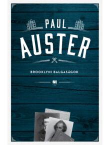 Brooklyni balgaságok - Paul Auster