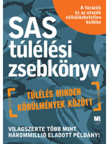 SAS túlélési zsebkönyv -  Tenyérnyi verzió – a zsebedben elfér