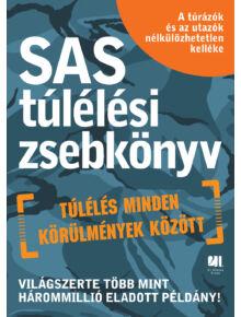 """SAS túlélési zsebkönyv - John """"Lofty"""" Wiseman"""