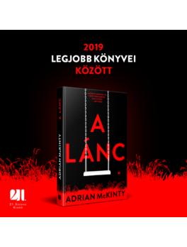 A lánc - Adrian McKinty - KEMÉNYFEDELES