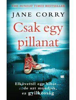 Csak egy pillanat - Jane Corry