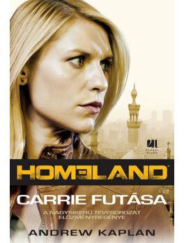Homeland - Carrie futása