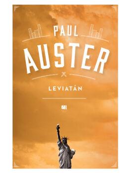 Leviatán - Paul Auster