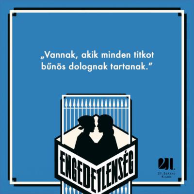 Engedetlenség - KULT Könyvek - Naomi Alderman SZÉPSÉGHIBÁS