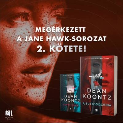 A suttogószoba - Jane Hawk sorozat #2