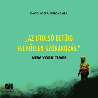 Hűtőkamra - David Koepp SZÉPSÉGHIBÁS