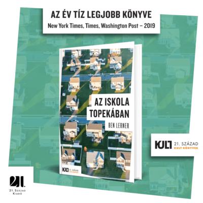 Az iskola Topekában - KULT Könyvek