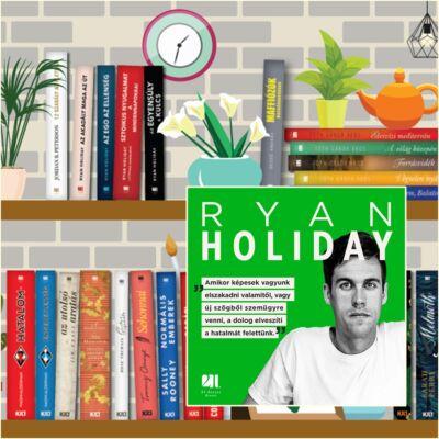 Ryan Holiday könyvcsomag - 4 cím