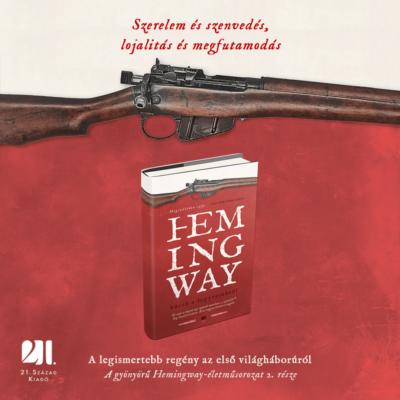 Búcsú a fegyverektől - Ernest Hemingway