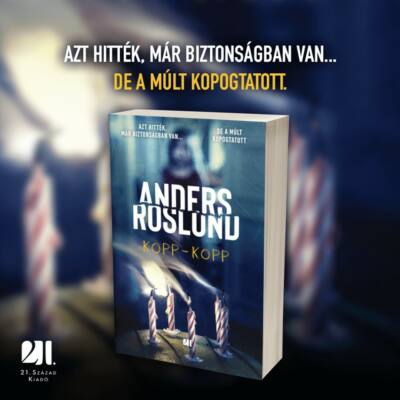 Kopp-kopp - Anders Roslund