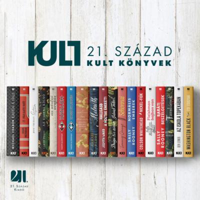 kult-konyvek-konyvcsomag-21_szazad_kiado-22-kotetes-teljes-sorozat