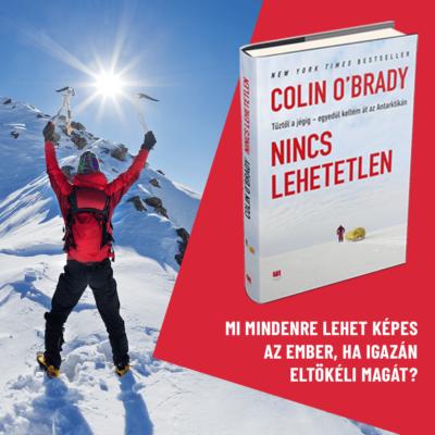 Nincs lehetetlen - Colin O'Brady