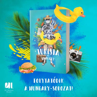 Turista from Hungary - A magyar, ha megindul...