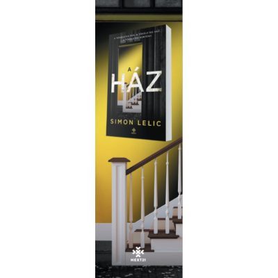 Könyvjelző - A ház - Next21 - AJÁNDÉK