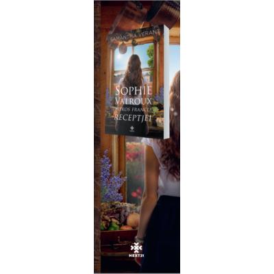 Könyvjelző - Sophie Valroux titkos francia receptjei - Next21 - AJÁNDÉK
