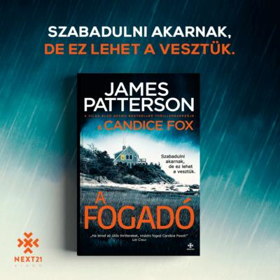 A fogadó - James Patterson - Candice Fox