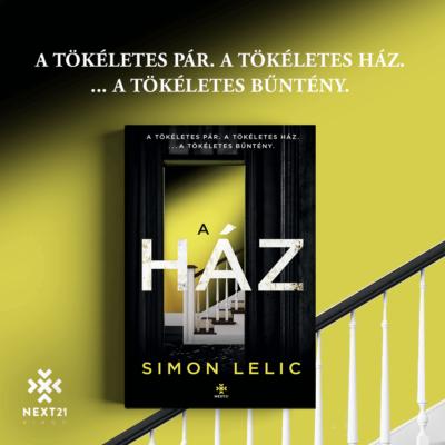A ház - Simon Lelic