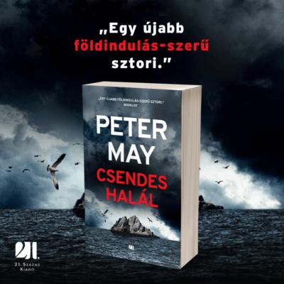 Csendes halál - Peter May