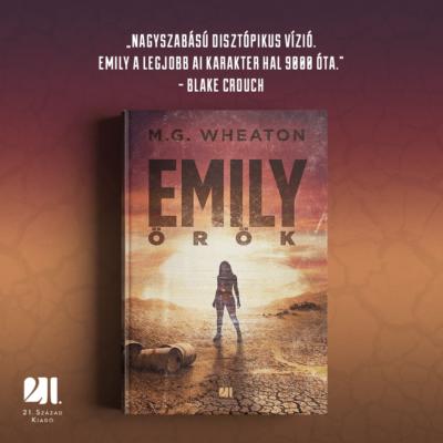Emily örök - Mark Wheaton