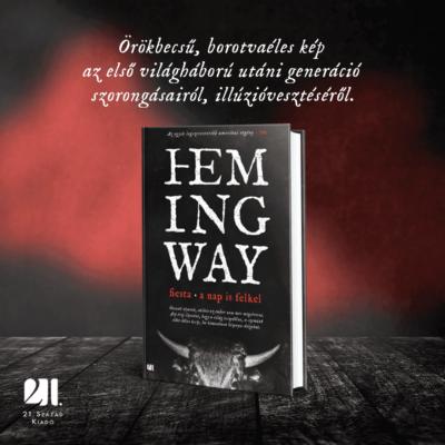 Fiesta - A nap is felkel - Ernest Hemingway