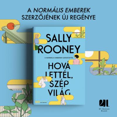 Hová lettél, szép világ - Sally Rooney