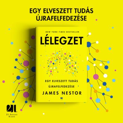 Lélegzet - James Nestor