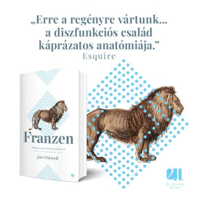 Javítások I. és II. kötet - Jonathan Franzen