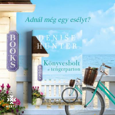 Könyvesbolt a tengerparton - Denise Hunter