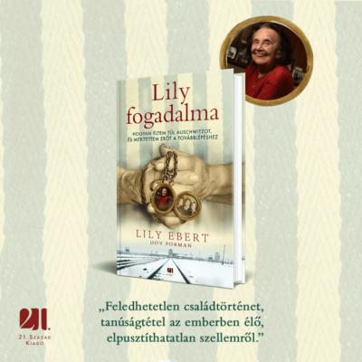Lily fogadalma - Lily Ebert - Dov Forman