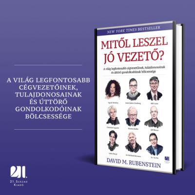 mitol-leszel-jo-vezeto-david-m-rubenstein-21-szazad-kiado