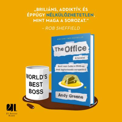The Office - A hivatal - Amit nem tudsz a 2000-es évek legfontosabb sorozatáról