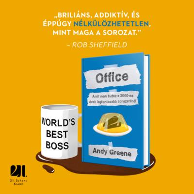 Office - Amit nem tudsz a 2000-es évek legfontosabb sorozatáról