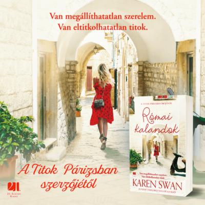 Római kalandok - Karen Swan