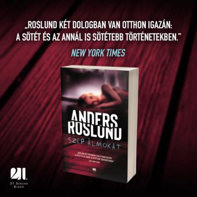 Szép álmokat - Anders Roslund