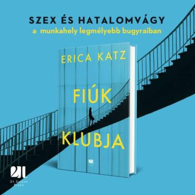 Fiúk klubja - Erica Katz