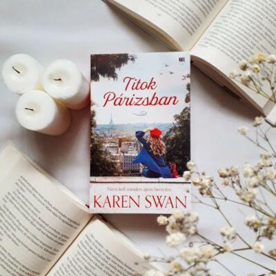 Titok Párizsban - Karen Swan