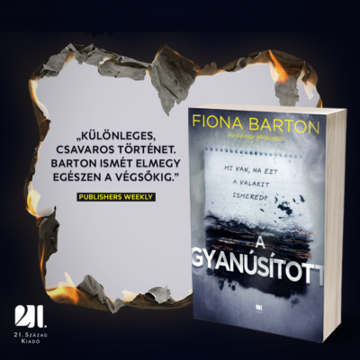 A gyanúsított - Fiona Barton