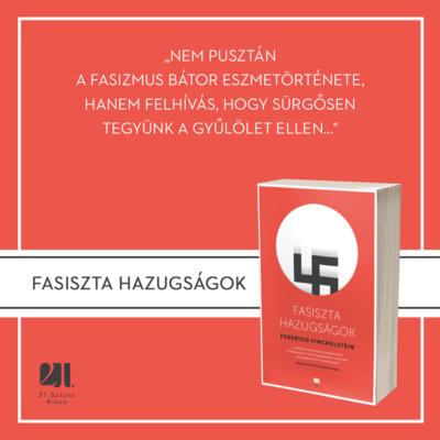 Fasiszta hazugságok - Federico Finchelstein
