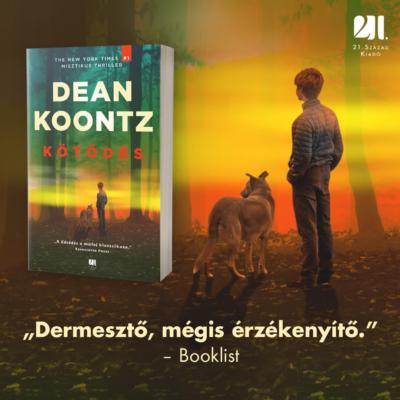 Kötődés - Dean Koontz
