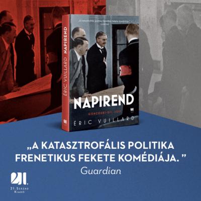 Napirend - Goncourt-díj 2017
