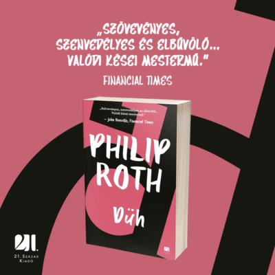 Düh - Philip Roth