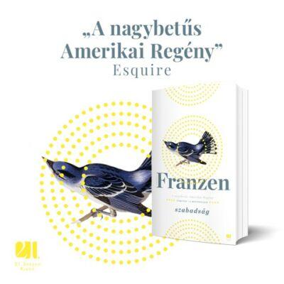Szabadság I. és II. kötet - Jonathan Franzen