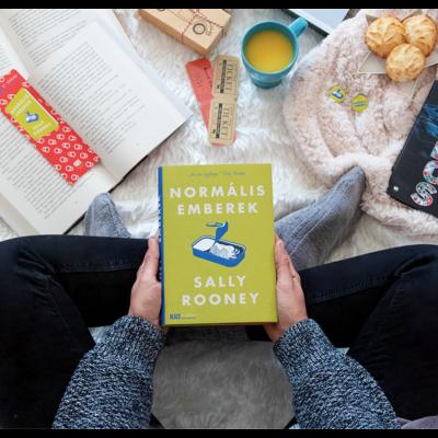 Normális emberek -  Az év regénye 2018 - KULT Könyvek