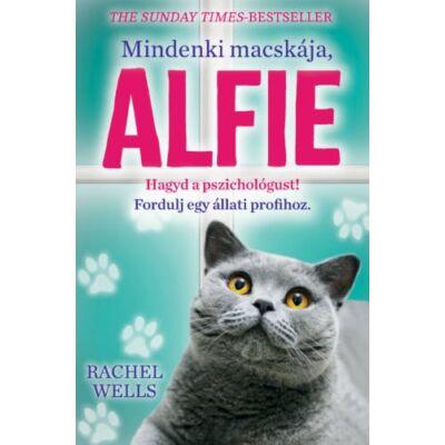 Mindenki macskája, Alfie - Rachel Wells