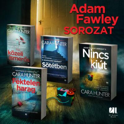 Adam Fawley sorozat csomag