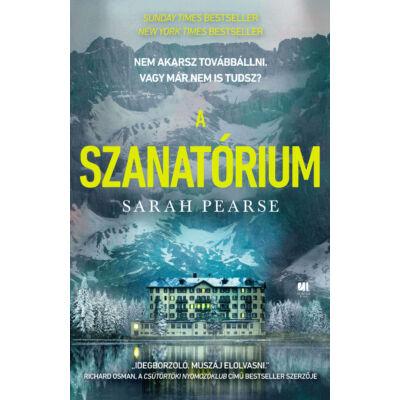 A szanatórium - Sarah Pearse