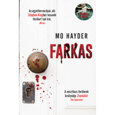 Farkas - Mo Hayder