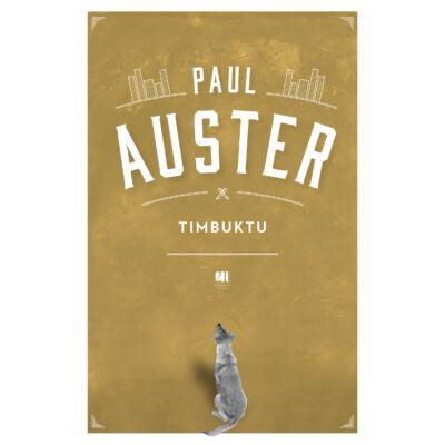 Timbuktu - Paul Auster - Szépséghibás