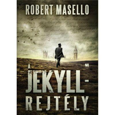 A Jekyll-rejtély - Robert Masello - Szépséghibás